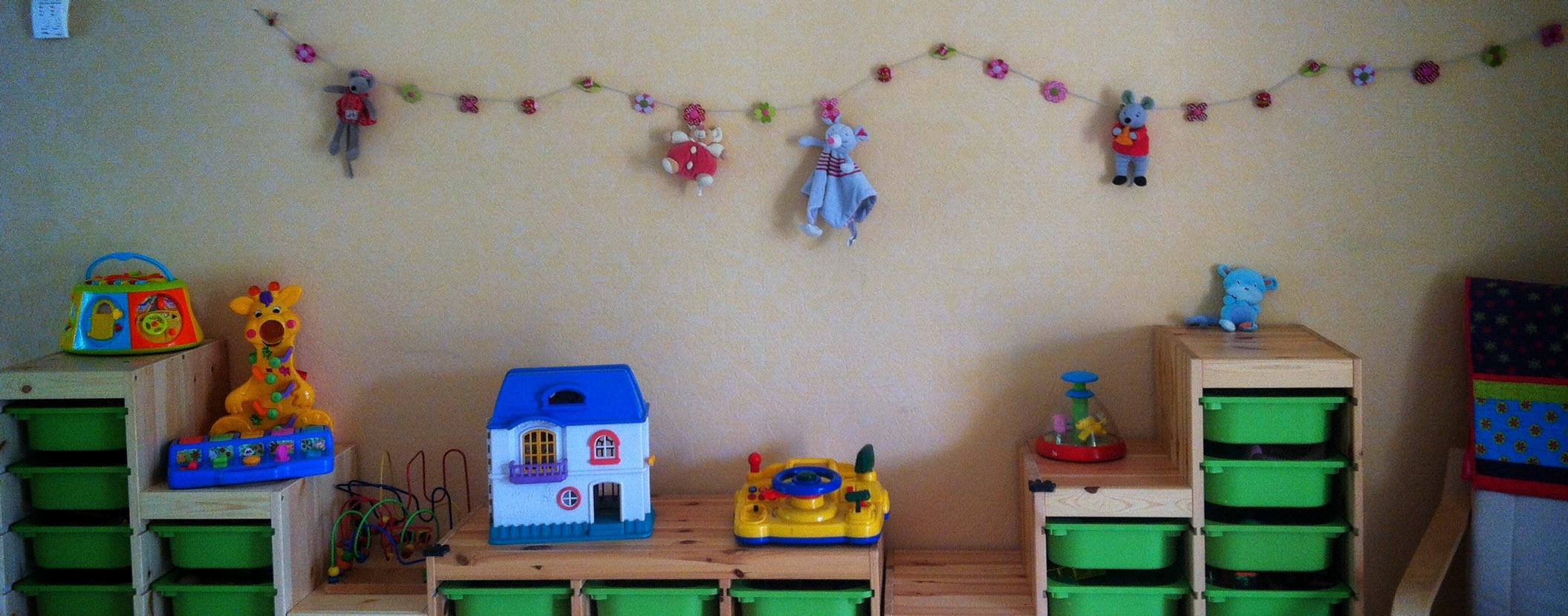 Projet d'accueil de la Maison d'Assistantes Maternelles